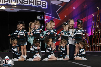 Cheer Sport Lollipop Sharks Tiny 1