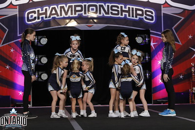 CheerForce WolfPack Tidal Wave Tiny 1