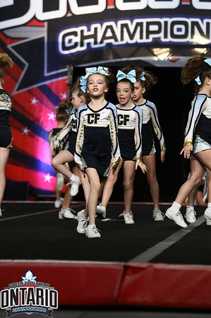 CheerForce WolfPack Twisters Mini 2 - R1