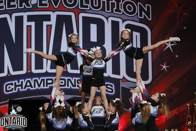 Bluewater Cheer Athletics Frost Sm Youth AA2 - R1