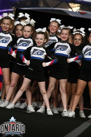 Bluewater Cheer Athletics Storm Sm Youth AA1 - R1