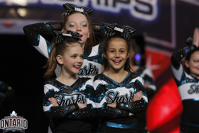 Cheer Sport Coral Sharks Sm Youth AA1 - R1