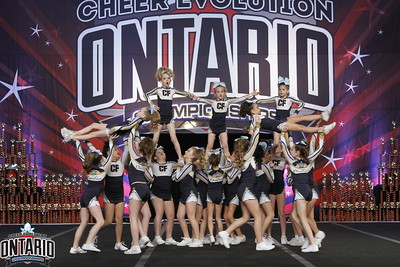 CheerForce WolfPack Cyclones Lg Youth 1 - R1