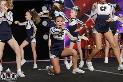 CheerForce WolfPack Supercells Youth 3 - R1