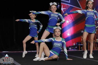 CheerStrike Royals Heiress Youth 3 - R1