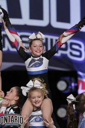 Bluewater Cheer Athletics Frost Sm Youth AA2 - R2