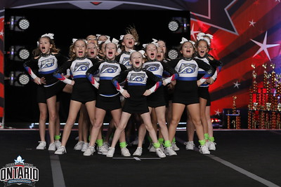 Bluewater Cheer Athletics Storm Sm Youth AA1 - R2