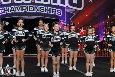 Cheer Sport Coral Sharks Sm Youth AA1 - R2