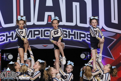 CheerForce WolfPack Lightning Lg Youth 2 - R2