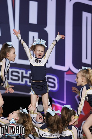 CheerForce WolfPack Supercells Youth 3 - R2