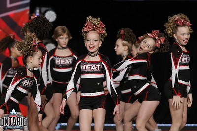 London Heat Flare Sm Youth AA2 - R2