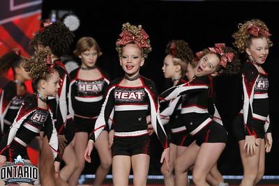 London Heat Flare Sm Youth AA2 - R2