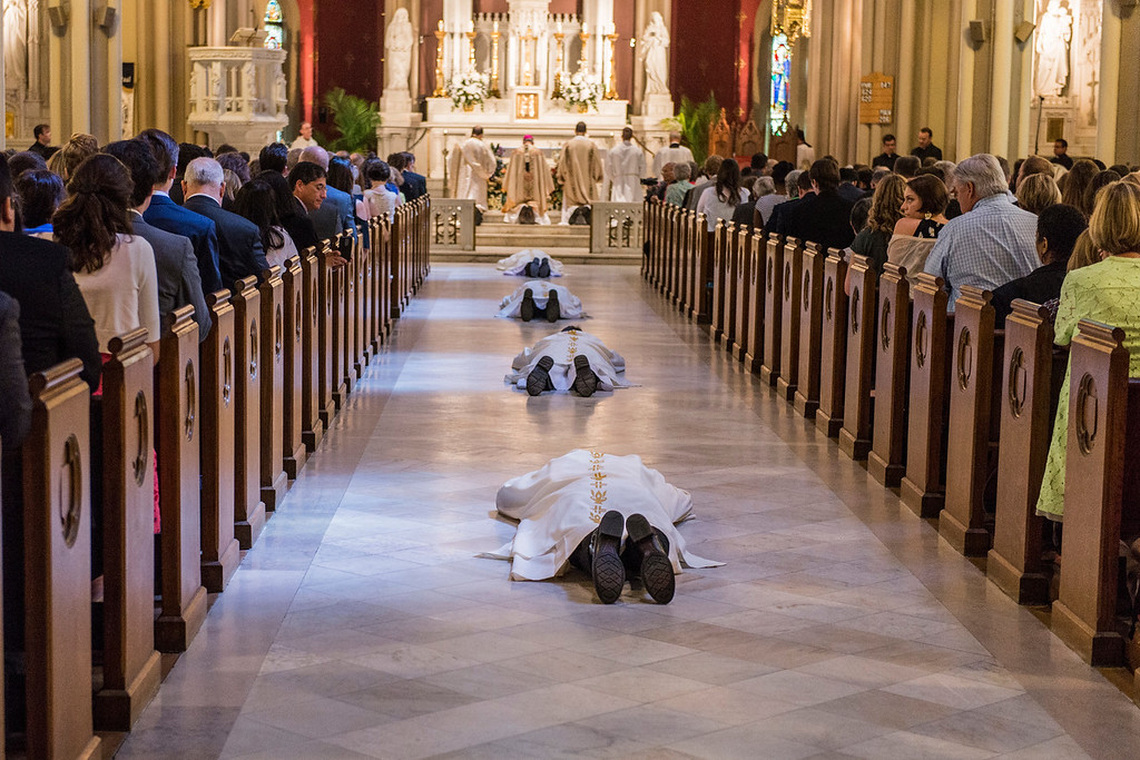 Jesuits UCS Ordinations, 2017