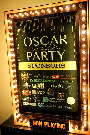 2017 Oscar Watch Party
