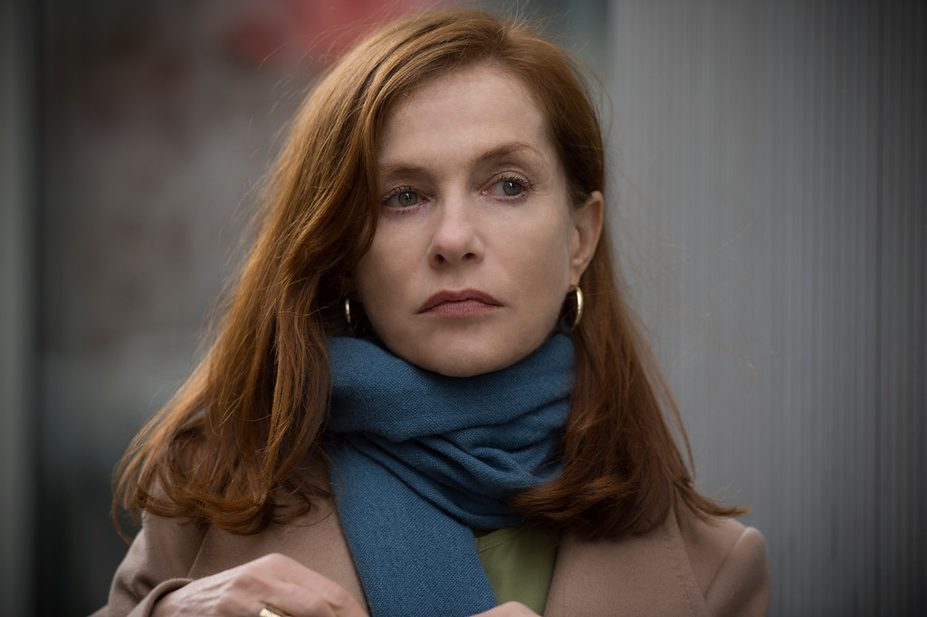 ". This image released by Sony Pictures Classics shows Isabelle Huppert in a scene from, ""Elle.\"" Huppert was nominated for an Oscar for best actress in a leading role on Tuesday, Jan. 24, 2017, for her work in the film. The 89th Academy Awards will take place on Feb. 26.  (Guy Ferrandis/Sony Pictures Classics via AP)"
