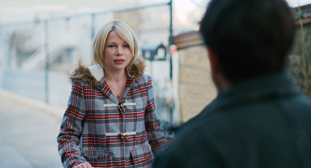 """. This image released by Roadside Attractions and Amazon Studios shows Michelle Williams in a scene from \""""Manchester By the Sea.\""""  Williams was nominated for an Oscar for best  supporting actress on Tuesday, Jan. 24, 2017,  for her work in the film. The 89th Academy Awards will take place on Feb. 26. (Roadside Attractions and Amazon Studios via AP)"""