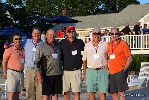 2017.6.10 -12 St Lawrence Alumni Hockey - Golf weekend