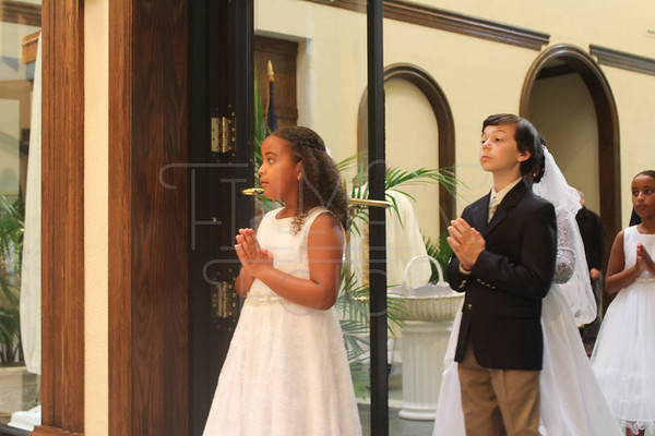 2017 Our Lady First Communion