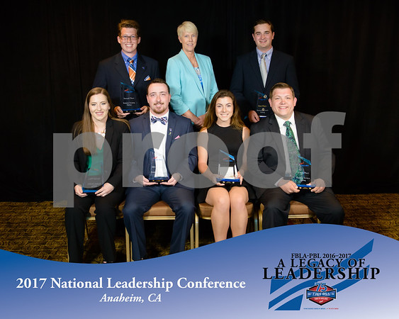 Business Decision Making 1st-5th Place