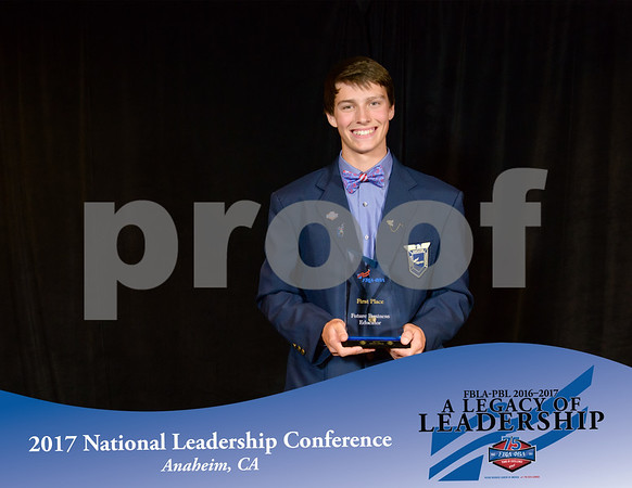 Future Business Educator First Place