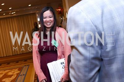 Muzhen Li. Photo by Tony Powell. 2017 Everybody Wins Gala. Capitol Hilton. March 21, 2017