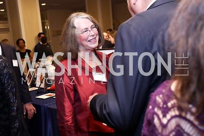 Mary Salander. Photo by Tony Powell. 2017 Everybody Wins Gala. Capitol Hilton. March 21, 2017