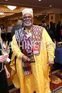 Storyteller Baba-C. Photo by Tony Powell. 2017 Everybody Wins Gala. Capitol Hilton. March 21, 2017