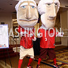 Racing Presidents. Photo by Tony Powell. 2017 Everybody Wins Gala. Capitol Hilton. March 21, 2017