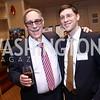 Stephen Greenfield, Abe Salander. Photo by Tony Powell. 2017 Everybody Wins Gala. Capitol Hilton. March 21, 2017