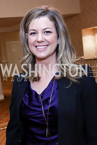 CNN Anchor and 2017 Everybody Wins Gala Emcee Brianna Keilar. Photo by Tony Powell. 2017 Everybody Wins Gala. Capitol Hilton. March 21, 2017