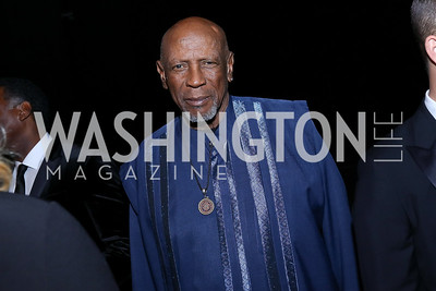 Louis Gossett Jr. Photo by Tony Powell. 2017 ADL Concert Against Hate. Kennedy Center. October 30, 2017