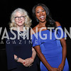Blythe Danner, Yvonne Orji. Photo by Tony Powell. 2017 ADL Concert Against Hate. Kennedy Center. October 30, 2017