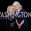 Bonnie Nelson Schwartz, Blythe Danner. Photo by Tony Powell. 2017 ADL Concert Against Hate. Kennedy Center. October 30, 2017