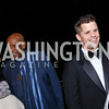 Louis Gossett Jr., Charlie Carver. Photo by Tony Powell. 2017 ADL Concert Against Hate. Kennedy Center. October 30, 2017