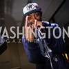 Flex Matthews. Photo by Tony Powell. 2017 ALB Rock the Stacks. MLK Library. February 24, 2017