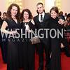 Allyson Tierney, Jill Davolio, Eddie Milligan, Lindsay Renninger. Photo by Tony Powell. 2017 Alvin Ailey DC Gala. Kennedy Center. February 7, 2017