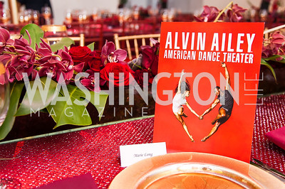 Photo by Tony Powell. 2017 Alvin Ailey DC Gala. Kennedy Center. February 7, 2017