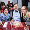Doris Matsui, Charles Clarkson, April Delaney. Photo by Tony Powell. 2017 Alvin Ailey DC Gala. Kennedy Center. February 7, 2017