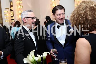 Bennett Rink. Photo by Tony Powell. 2017 Alvin Ailey DC Gala. Kennedy Center. February 7, 2017