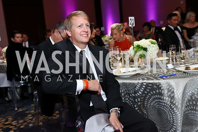 David Marriott. Photo by Tony Powell. 2017 Ambassadors Ball. Marriott Marquis. October 12, 2017