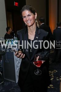 Lala Abdurahimova. Photo by Tony Powell. 2017 Ambassadors Ball. Marriott Marquis. October 12, 2017