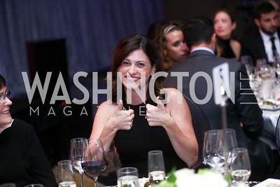 Wal-Mart's Sarah Rogers. Photo by Tony Powell. 2017 Ambassadors Ball. Marriott Marquis. October 12, 2017