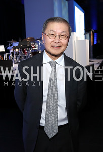 Honoree Dr. David Ho. Photo by Tony Powell. 2017 American Portrait Gala. November 19, 2017