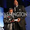 Honoree Spike Lee, Patrick Ewing. Photo by Tony Powell. 2017 American Portrait Gala. November 19, 2017