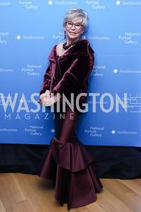 Honoree Rita Moreno. Photo by Tony Powell. 2017 American Portrait Gala. November 19, 2017