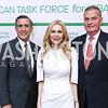 Rep. Darrell Issa, Sheika Rima Al-Sabah, General Jim Jones. Photo by Tony Powell. 2017 ATFL Gala Awards Dinner. Fairmont Hotel. March 22, 2017