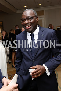 Khassim Diagne. Photo by Tony Powell. 2017 ATFL Gala Awards Dinner. Fairmont Hotel. March 22, 2017