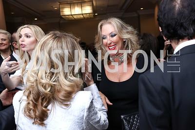 Rima Otrakji. Photo by Tony Powell. 2017 ATFL Gala Awards Dinner. Fairmont Hotel. March 22, 2017