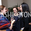 Sarah Theobald, Indre Sabaliunaite, Natasha Yaqub. Photo by Tony Powell. 2017 ATFL Gala Awards Dinner. Fairmont Hotel. March 22, 2017
