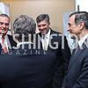 Gen. Jim Jones, Kuwait Amb. Salem Al-Sabah, Rep. Darin LaHood, Rep. Darrell Issa. Photo by Tony Powell. 2017 ATFL Gala Awards Dinner. Fairmont Hotel. March 22, 2017